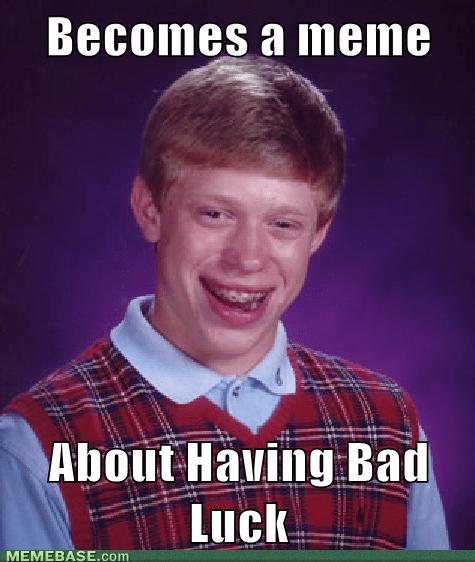 I Finally Got a Meme!