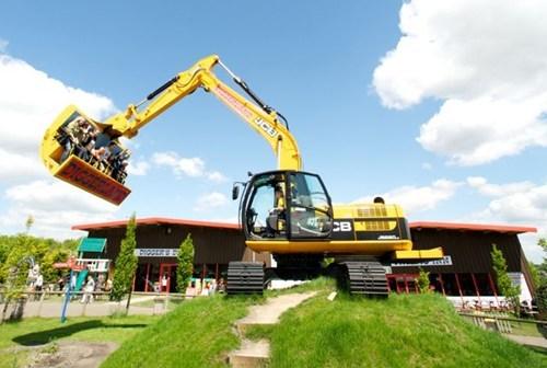construction equipment whee roller coaster - 7384538624