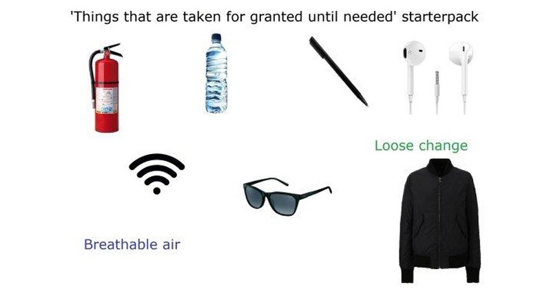 scarily accurate starter packs