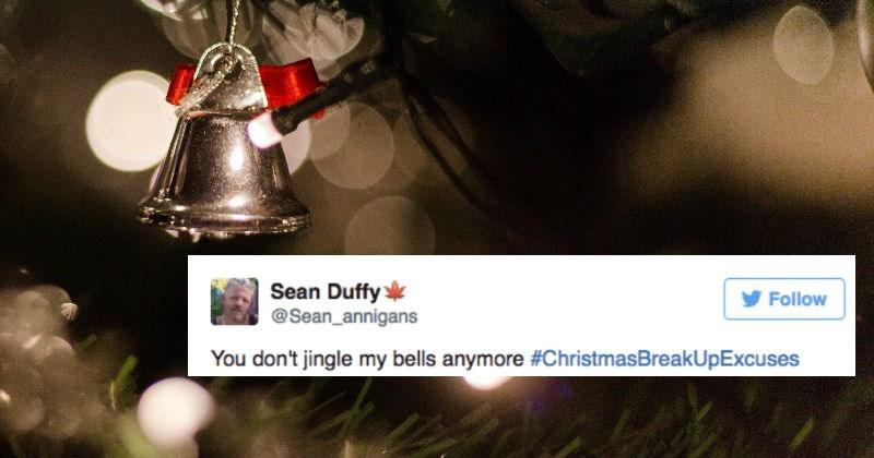 christmas twitter relationships breakup holidays dating - 7385861