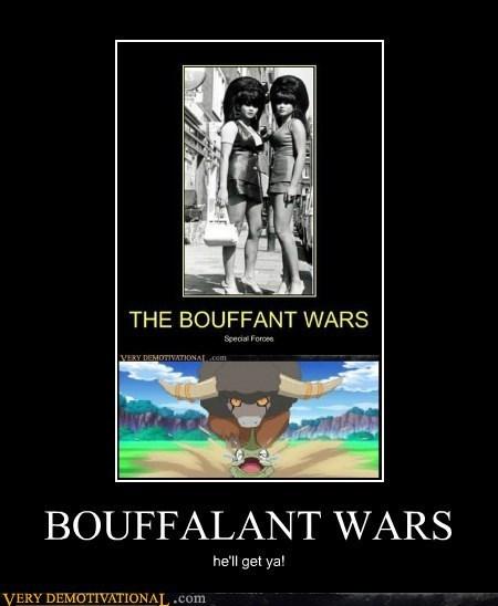 Pokémon,bouffalant,bouffont