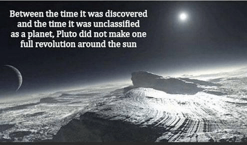pluto,discovery,science,revolution