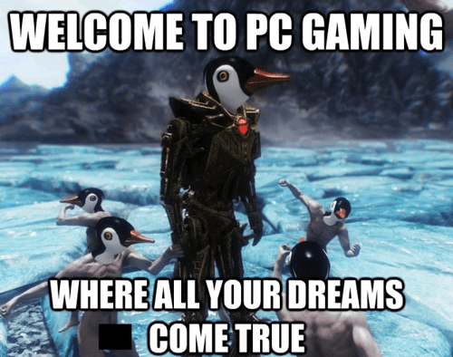 pcs,mods,PC MASTER RACE