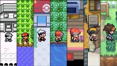 Pokémon evolution nostalgia video games - 7387485440