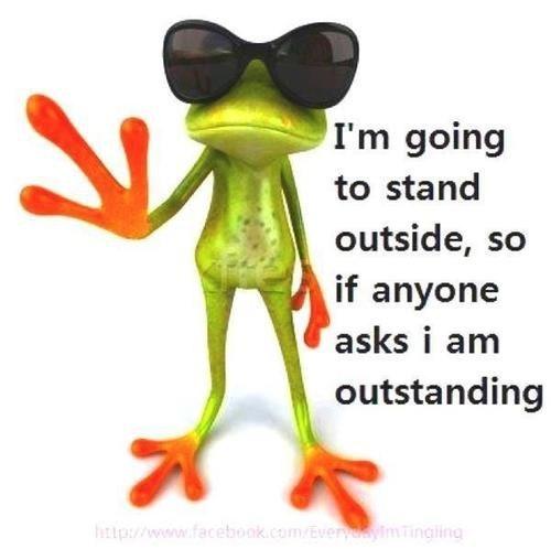 outstanding outside lizard - 7387491840