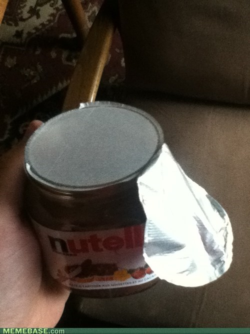 FAIL,IRL,nutella
