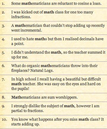 puns classics math - 7387513088