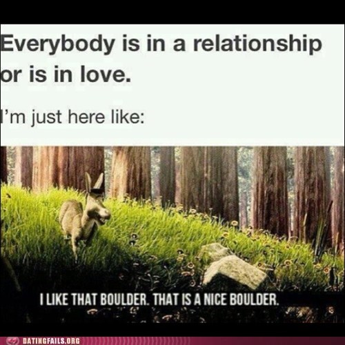 boulder,donkey,in a relationship,dating