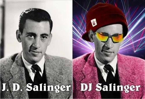 dj,hip hop,j-d-salinger