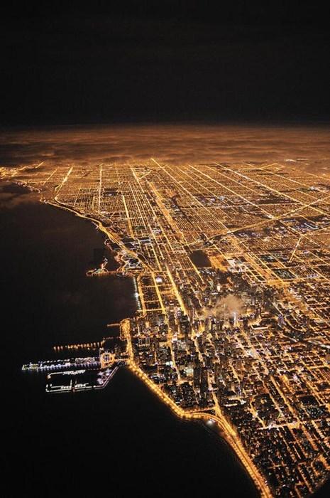 lights cityscape - 7387818496