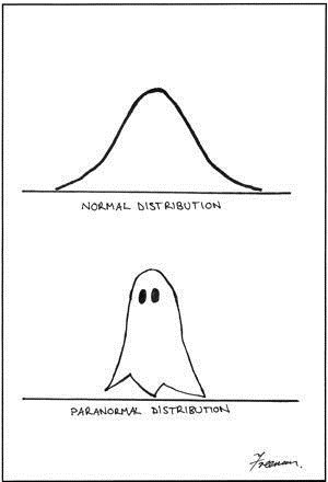 paranormal,ghost,distribution,math