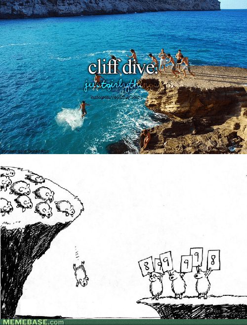 just girly things,lemmings,things boys do