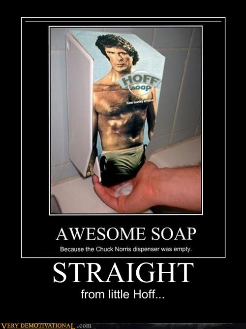 soap,david hasselhoff,cream
