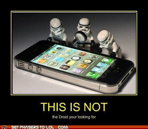 star wars iPhones droid - 7394850560