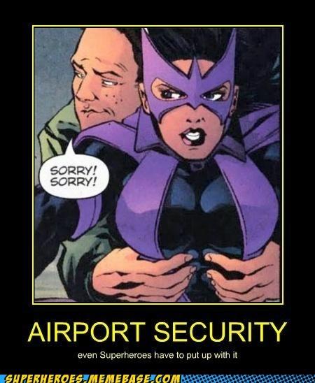 wtf Awkward TSA huntress - 7394937600