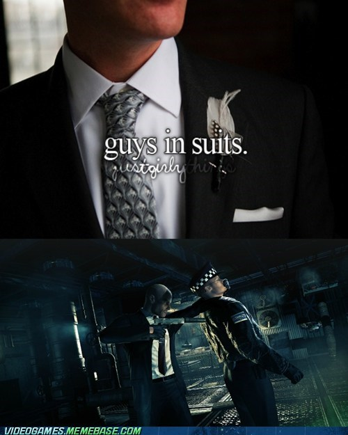 hitman absolution justgirlythings hitman