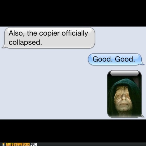 copier star wars Office