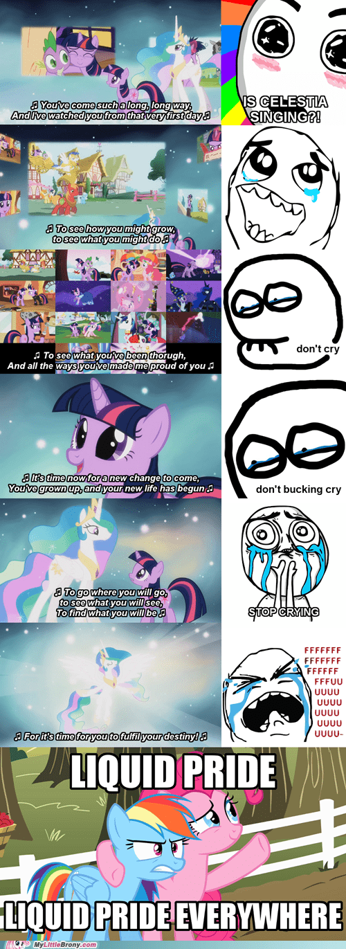 Bronies feels liquid pride season 3 finale - 7396019968