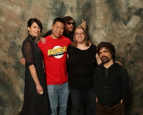 Norman Reedus Wat R u Doing Here