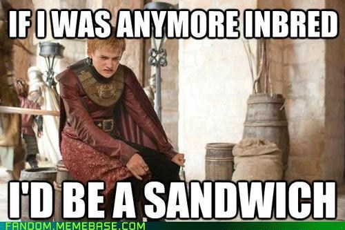 Game of Thrones puns joffrey baratheon - 7400297216