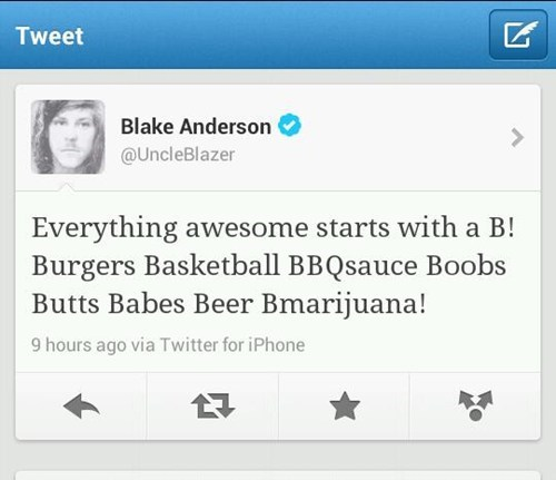 drugs,marijuana,b words,blake anderson