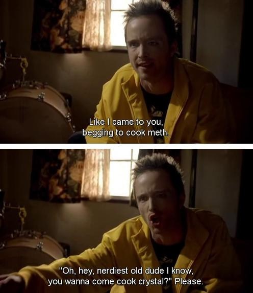 breaking bad drugs jesse pinkman