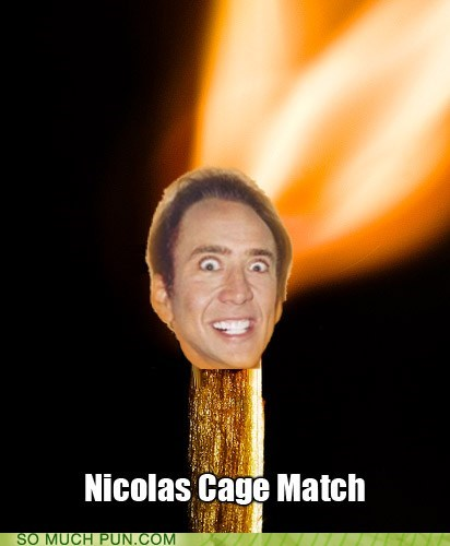 nicholas cage,match