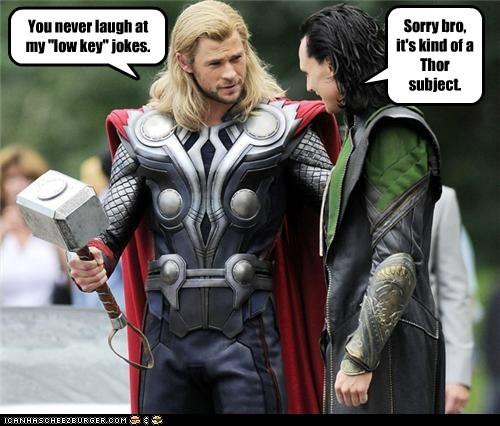 loki Thor puns - 7400990976