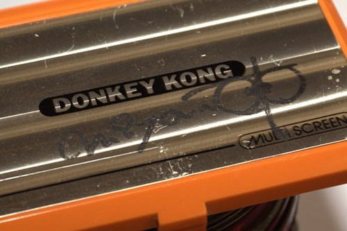 donkey kong,list,shigeru miyamoto,video games,signatures,game-watch
