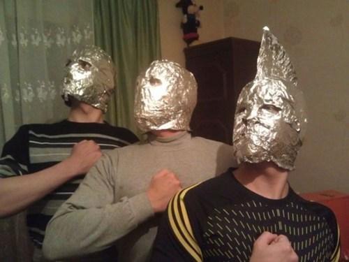 metal Music clever aluminium foil puns - 7401360128