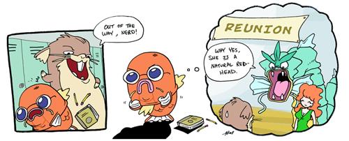 gyarados Pokémon school magikarp - 7401427200
