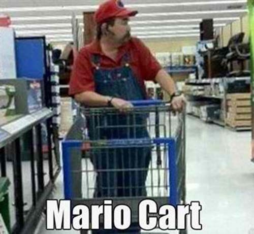 mario cart super mario video games classic funny