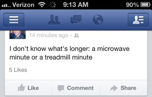 microwave minute,treadmill minute,failbook,g rated