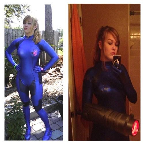 cosplay zero suit samus video games samus aran - 7402621440