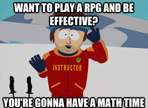RPGs Memes video games math super cool ski instructor - 7404502784