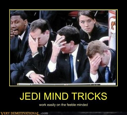 star wars mind tricks Jedi - 7404980992