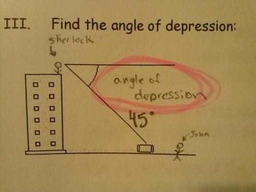 Hey Look, Math Does Come in Handy!