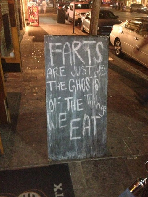 farts signs clever