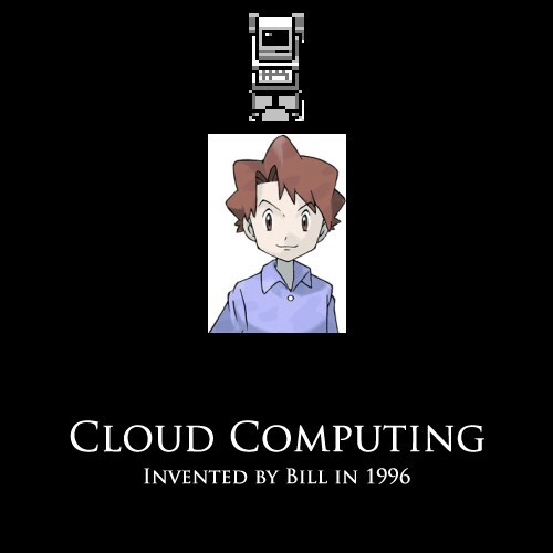 Pokémon cloud computing bill