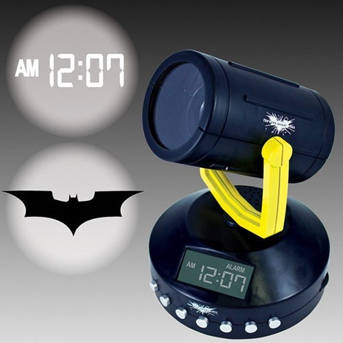 super heroes nerdgasm batman clock - 7405645056