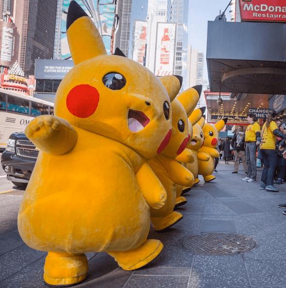 Pokémon list pikachu army pikachu - 740613