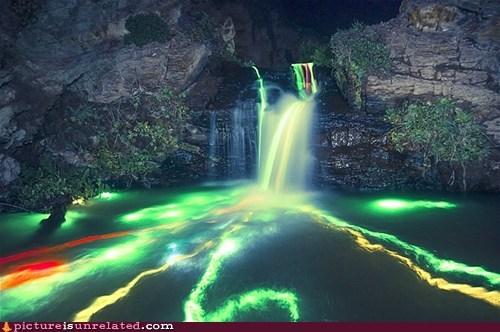 wtf water luminescent chernobyl - 7406826496