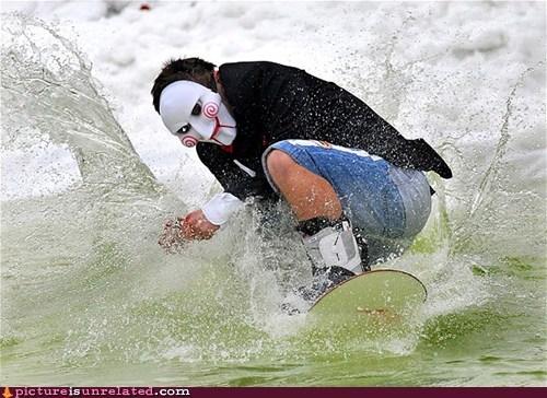 saw wtf jigsaw surfing funny - 7406833920