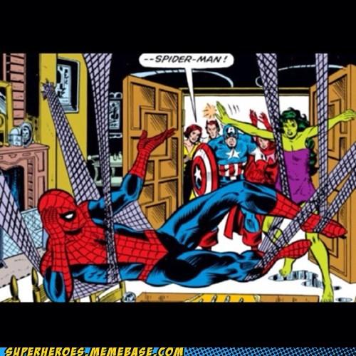 Spider-Man she hulk avengers - 7406834688