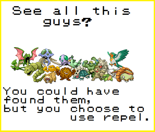 Pokémon shinies repel - 7407531520