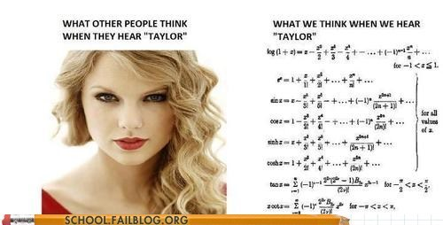 taylor swift equation math engineer - 7408055552