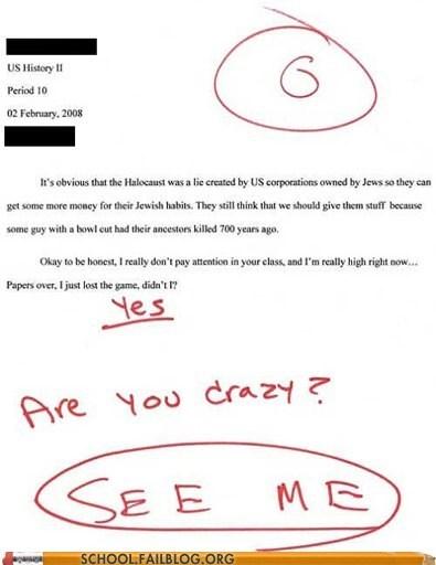 student honesty funny - 7408130560