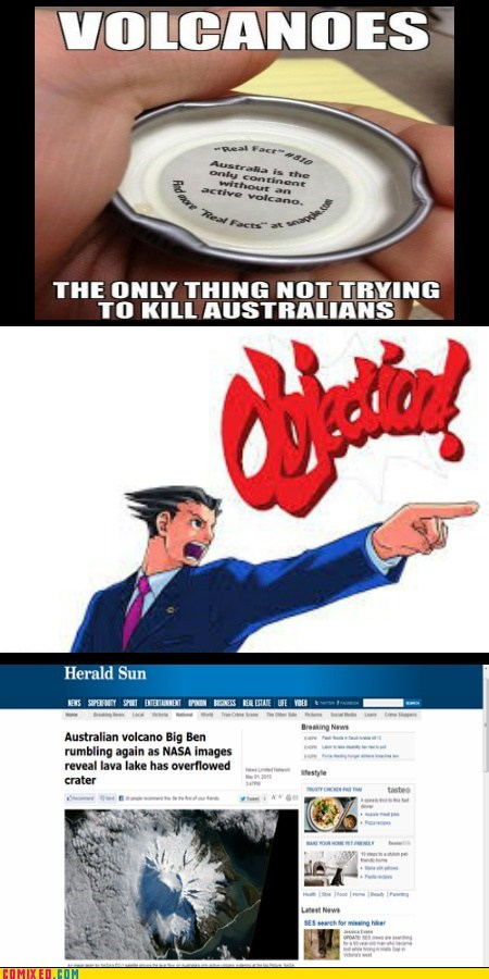 facts australia phoenix wright objection