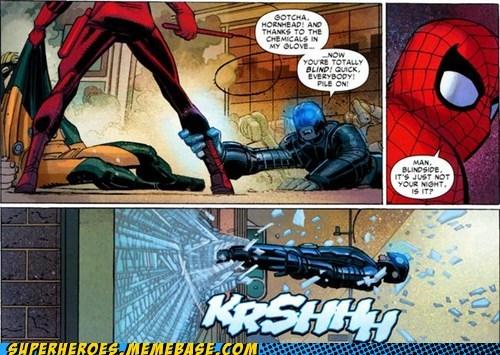 Spider-Man blindside daredevil - 7409088256