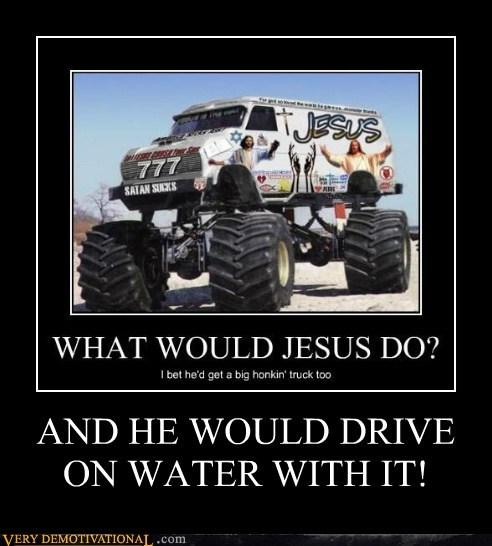 jesus wtf truck - 7412655104